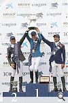 First victory at LGCT for Luciana Diniz