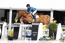 Now scott Brash in the lead - Luciana at 2nd position in the LGCT-rankings after London