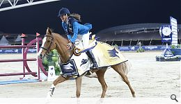 Luciana wins it all - Master LGCT 2015!